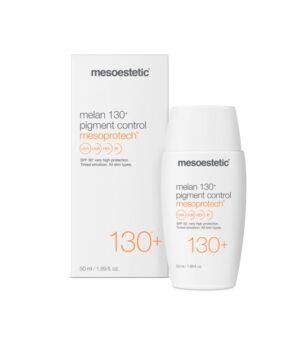 Mesoestetic Melan 130+ Pigment Control 50 ml zonnebrand pigmentcreme