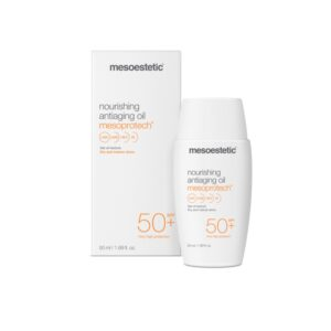 Mesoestetic Nourishing Antiaging Oil SPF 50+ Zonnebrandcreme