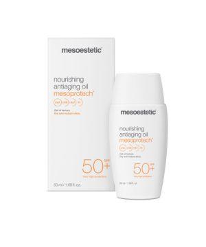 Mesoestetic Nourishing Antiaging Oil SPF 50+ Zonnebrandcreme
