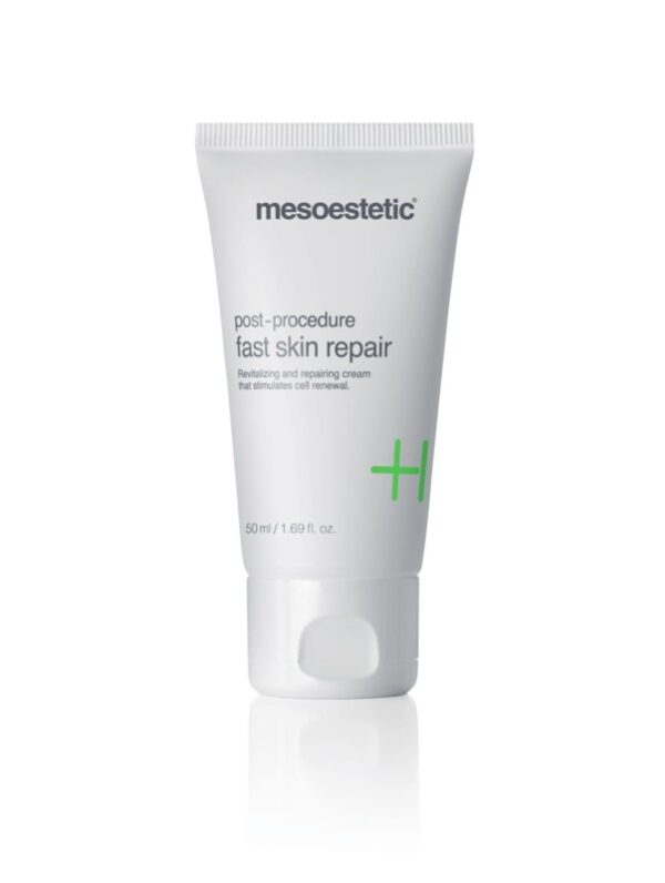 Mesoestetic Post Procedure Fast Skin Repair herstellende creme
