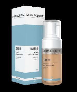 Dermaceutic Foamer 15 Reinigingsmousse – Glycolzuur 15% 100ml