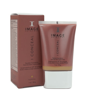 Image Skin Care i conceal Flaweless foundation Toffee #5