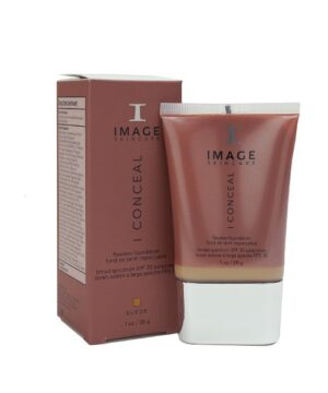 Image Skin Care i conceal flawless foundation suede #4