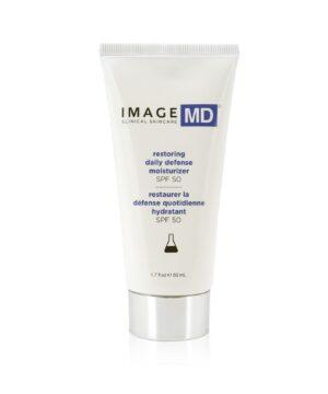 Image Skin Care restoring daily defense moisturizer SPF50