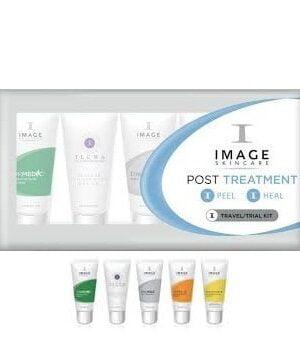 Image Skin Care post treatment travel kit