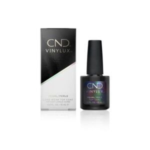 CND vinylux Pearl topcoat