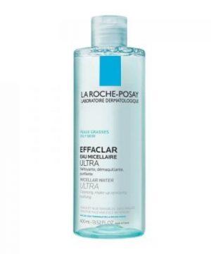 La Roche-Posay Effaclar Micellaire ULTRA vette huid 400ml