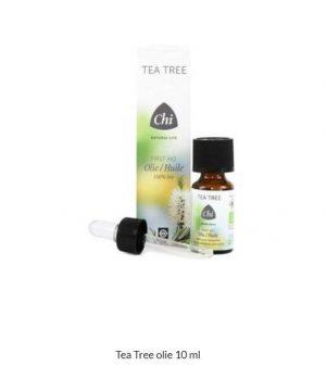 Tea Tree Oil 100% biologisch 10ml
