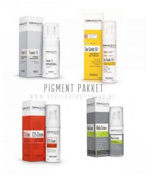 Dermaceutic Voordeelpakket pigment en melasma