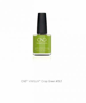 CND Vinylux Crisp Green #363