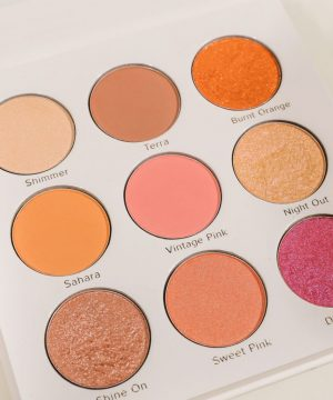 Olcay Gulsen Beauty- THE PARTY PALETTE EYESHADOW