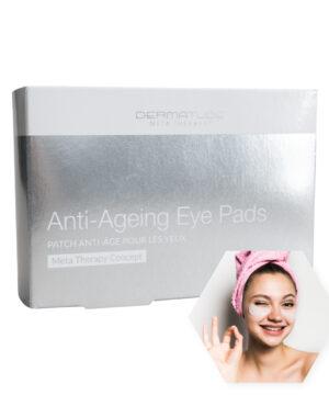 Dermatude Anti Aging Eye Pads (5x2pc)