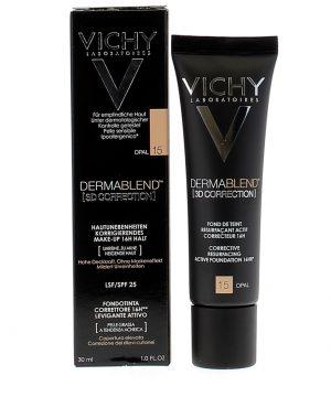 Vichy dermablend foundation Opal 15