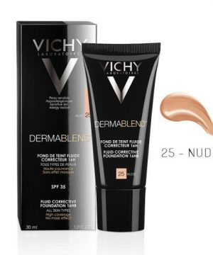 Vichy dermablend foundation 25 Nude
